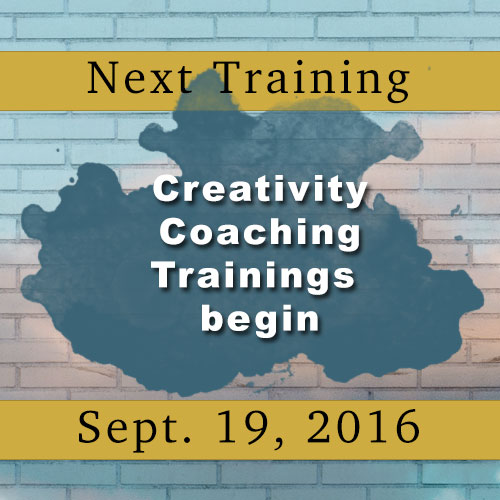 Creativity Coaching Training