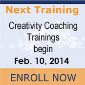 Creativity Coaching Trainings