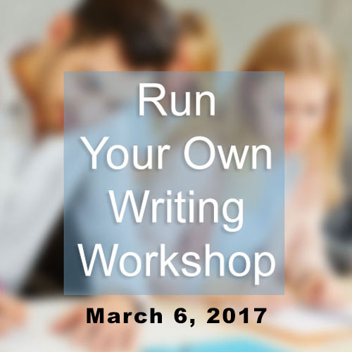 Run Your Own Workshop, Class or Retreat