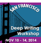 San Fran Deep Writing Workshop
