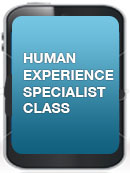 Human Experience Specialist Class