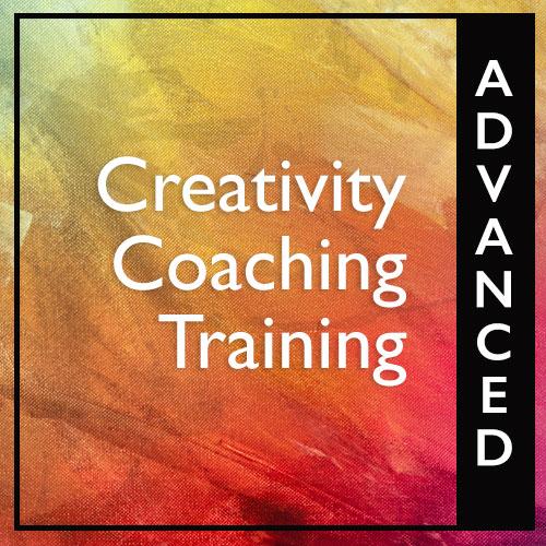 Advanced Creativity Coaching Training