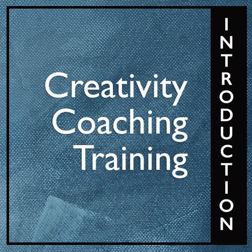 Introduction Creativity Coaching Training