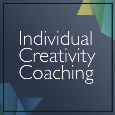 Individual Creativity Coaching