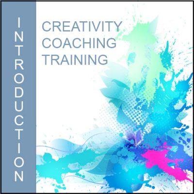 Intro Creativity Coaching Training
