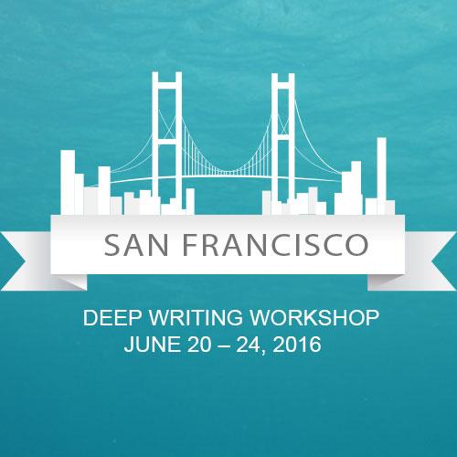 San Francisco deep writing