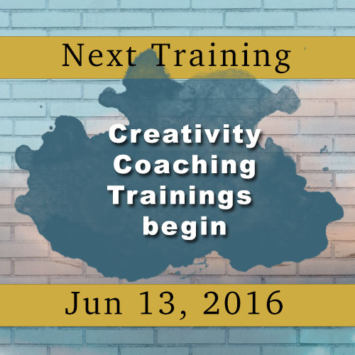 Creativity Coaching Training
