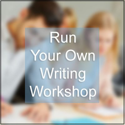 Run Your Own Writing Workshop