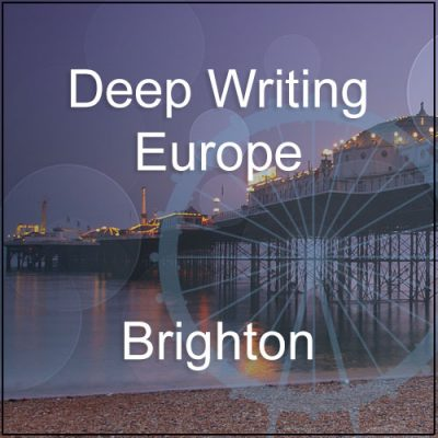 Deep Writing Europe - Brighton