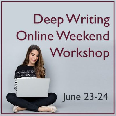 Deep Writing Online Workshop