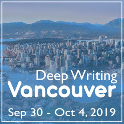 Deep Writing Vancouver 2019