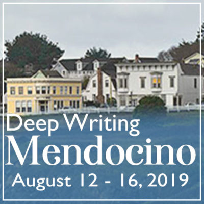 Deep Writing Mendocino