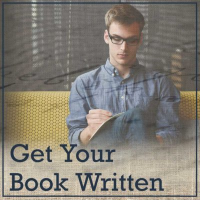 Get Your Book Written - AD